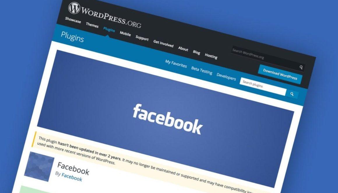 Facebook bietet eine neue Funktion: Die Anbindung an WordPress wird durch ein Plugin erleichtert.