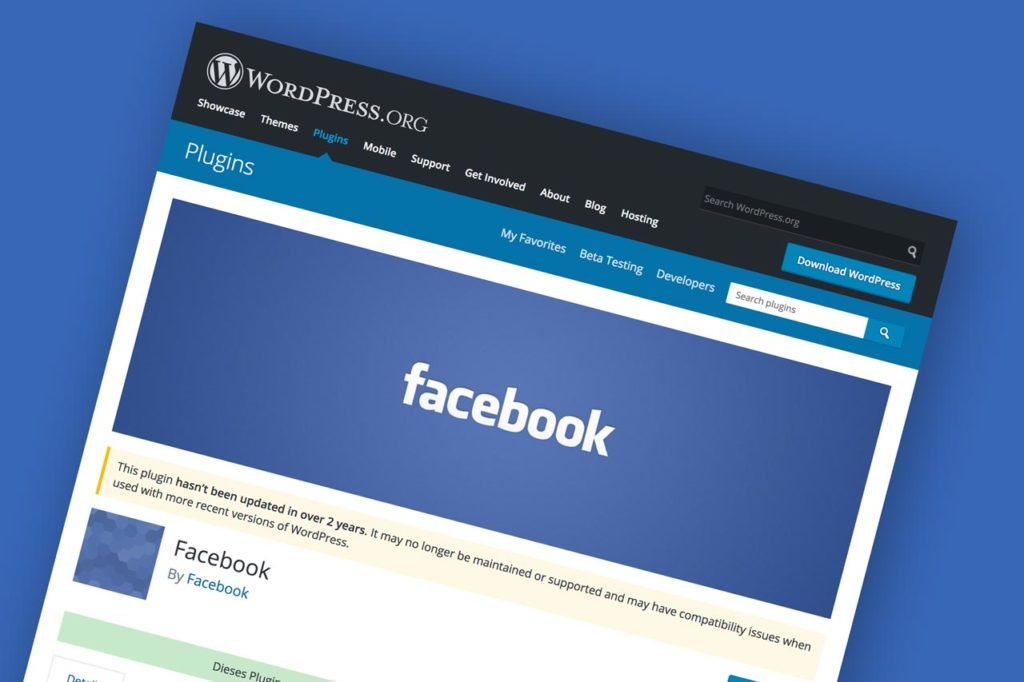 Facebook-Integration für WordPress