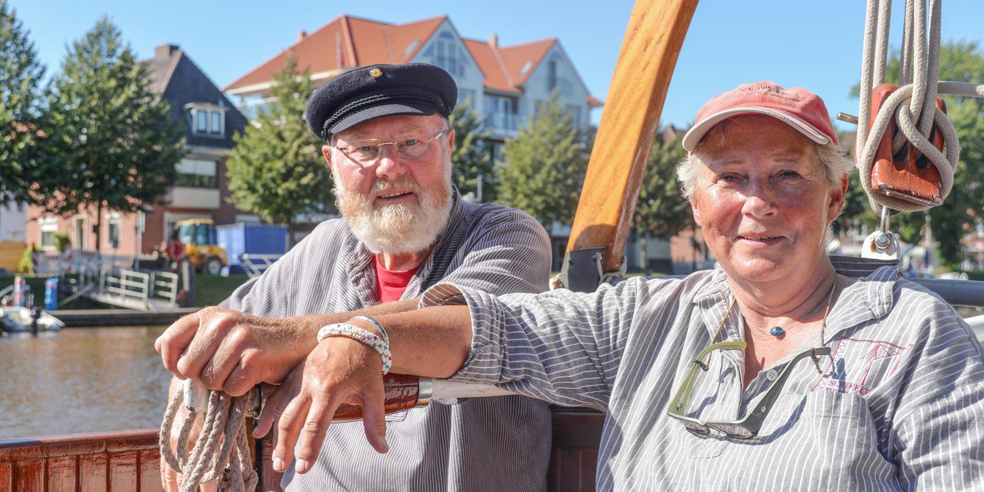 """NDR-Reportage: """"Typisch! Käpt'n Toni und die kleinen Kanäle"""""""
