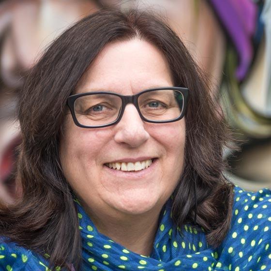 Anja Michaeli – Journalistin, Autorin und Produzentin beim MedienKontor Oldenburg