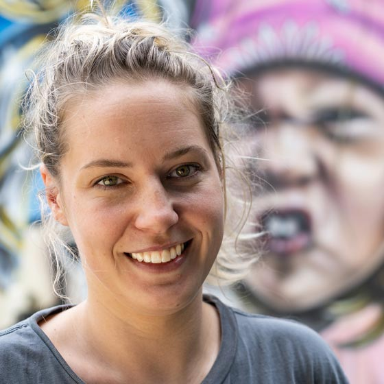 Christina Boje – Crossmediale Redakteurin und Autorin beim MedienKontor Oldenburg