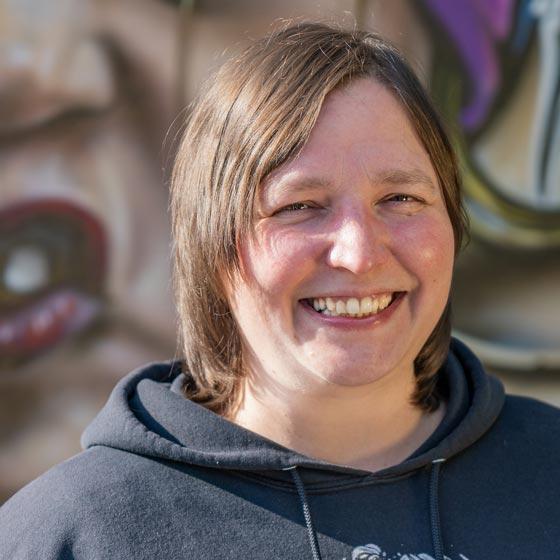 Nadia Loquay – Leitung Post-Produktion und Cutterin beim MedienKontor Oldenburg